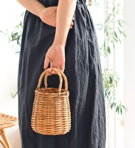 San Basket Natural Antique Bag