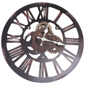 Antique Design Wall Hanging Product Clock/Watch Design
