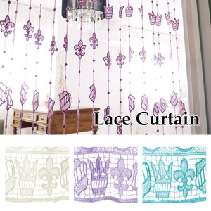 Curtain Japanese Noren Curtain Interior Lace Curtain Crest