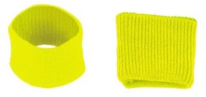 List Band Fluorescence Yellow