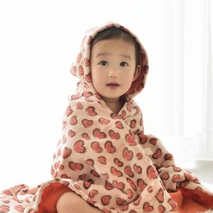 Poncho IMABARI TOWEL With Hock ANIMAL HEART