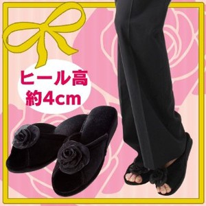 Heel Beautiful Legs Slipper Inclination Sole Beautiful Legs Heel Height