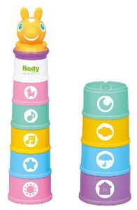 Cup Educational Toy Study