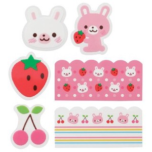 Bento (Lunch Box) Product rose Set Rabbit