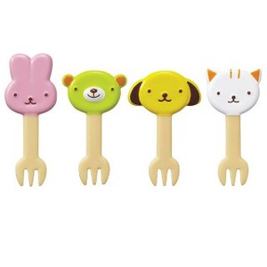 Bento (Lunch Box) Product Animal Fork Pick