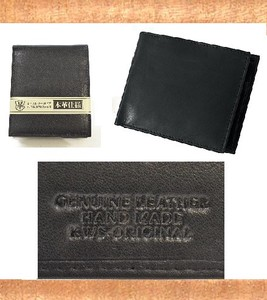 All Leather Men's Wallet Genuine Leather Use