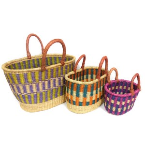 Basket Color Oval [2019NewItem]