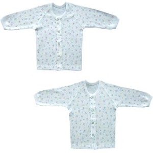 Mousse Print Long Sleeve Shirt Underwear Baby