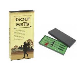 Ballpoint Pen Set Golf Men For Desk Gift