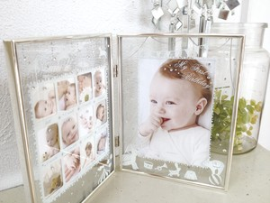 Baby Glass Frame