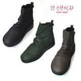 New Color Genuine Leather Boots useful Sole