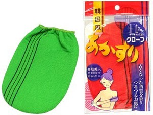 Korea Korean Body Scrub Glove
