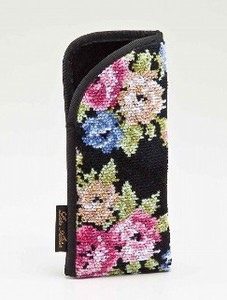 LakeAlster Eyeglass Case Rose