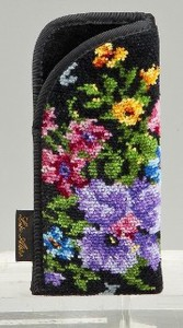 LakeAlster Eyeglass Case Bouquet