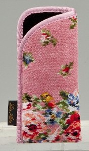 LakeAlster Eyeglass Case Rose Garden