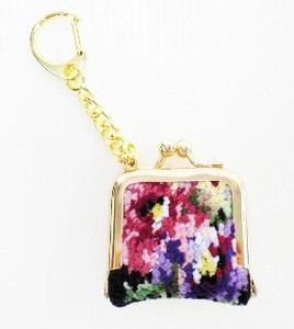 LakeAlster Pierced Earring Case Pansy