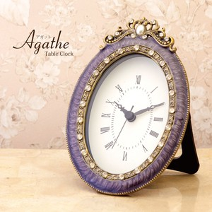 Table Clock Table Clock Oval
