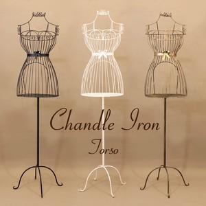 French Iron Sewing Mannequin