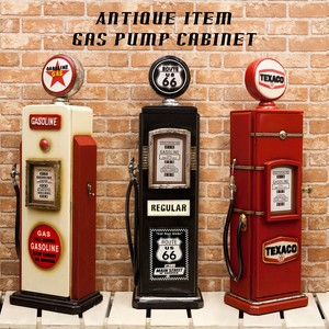Antique Items Gas Pump CD Holder - American Goods -