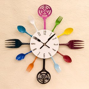 Design Wall Clock Kitchen