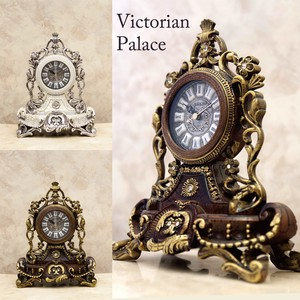 Table Clock Victorian Palace Table Clock