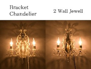 Objects and Ornaments Ornament Chandelier Jewel Lightning Type