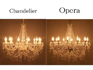 Chandelier Opera Lightning Type