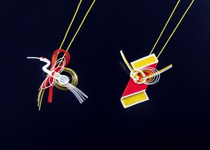 Mizuhiki Nest Of Boxes Decoration Rubber string Attached 5 Types