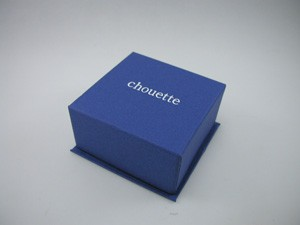 Chouetteロゴ入りギフトBOX