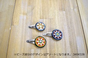 Antique Beads Clip