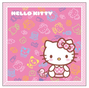Baby Towel Hello Kitty Toy