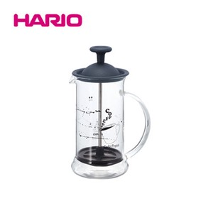 『HARIO』【日本製】2杯用プレス式コーヒーメーカー。 カフェプレス・スリムS CPSS-2TB HARIO(ハリオ)