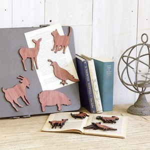 Stationery Animal Magnet 2 Sets