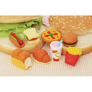 IWAKO Burger Set Assort Green 60 Pcs