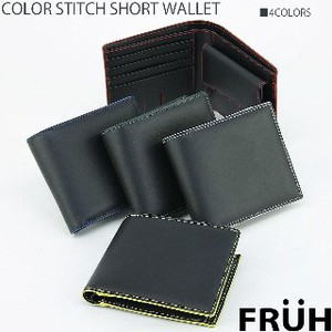 Cow Leather Color Wallet