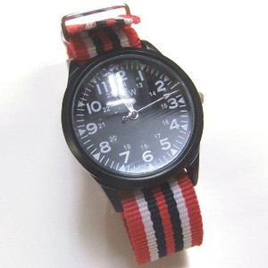 Ribbon Tape Clock/Watch