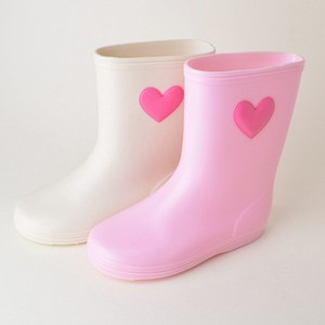 Heart Rain Boots Baby Kids Ceremony
