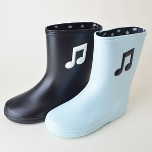 Musical Note Rain Boots Baby Kids Ceremony