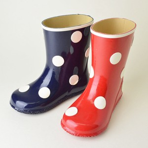 Dot Rain Boots Baby Kids Ceremony