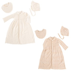 Organic Knitted Ceremony 3-unit Set Baby Kids