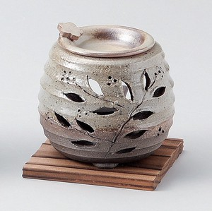 "Deodorize ""Tokoname ware"" Flower Incense Burner"