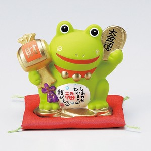 Kinsai Frog Piggy Bank