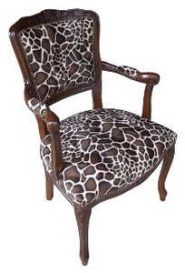 Arm Chair Giraffe