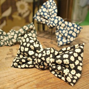 Big Ribbon Clip 3 Colors Retro