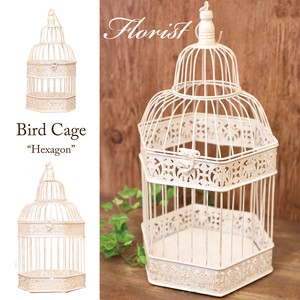 Flow List Birdcage Hexagon Set Birdcage