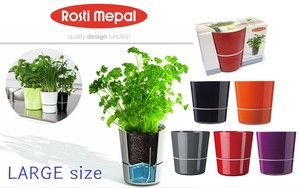 【 MEPAL】 HYDRO HERB LARGE size kitchen herb pot