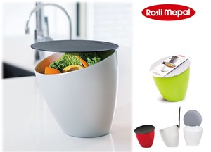 【 MEPAL】 Calypso Waste Bin kitchen garbage case