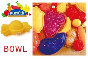 【 Plasutil Industria】 CANDY BOWL multi plastic case