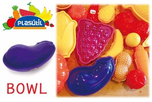 【 Plasutil Industria】 EGGPLANT BOWL multi plastic case