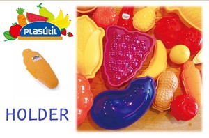 【 Plasutil Industria】 CARROT HOLDER multi plastic case